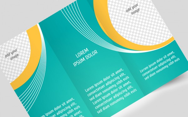 design brochure graphiste