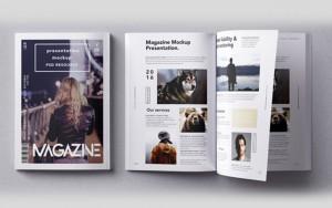 Création magazine – Partie 2