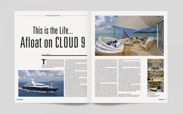 Mise en page de magazine - Création - Design