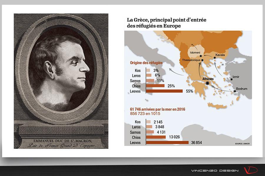 infographiste carte