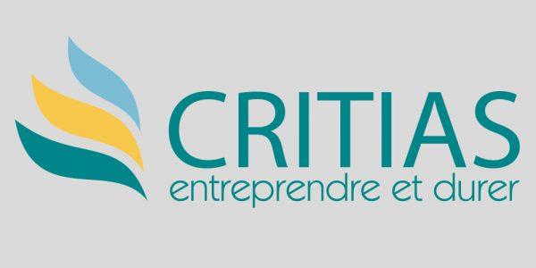 Design du logo Critias